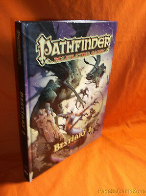 Pathfinder RPG Bestiary 2 HC Roleplaying Game Hardcover PZO1116 2012 OGL D&D 3.5