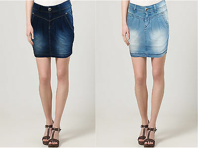 best service 8f3e6 3194d CORDON JEANSROCK JEANS Mini Rock Röcke Minirock Sommer Mode Damenmode Denim  Girl