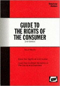 Guide to the Rights of the Consumer New Paperback Book David Marsh