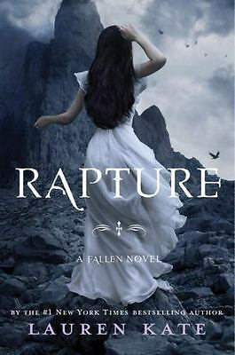 Rapture Bk. 4 by Lauren Kate (2012, Hardcover)