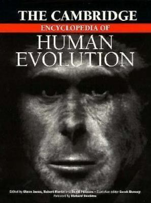 The Cambridge Encyclopedia of Human Evolution (1994, Paperback)