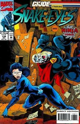 G.I. Joe #138 (NM)`93 Hama/ Wildman