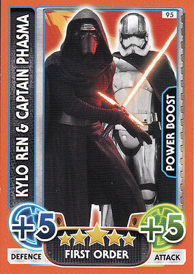 Topps Force Attax Conditionnement 2017 Star Wars