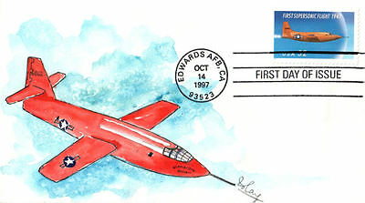 #3173 First Supersonic Flight Nirlay FDC (33619973173001)