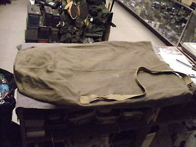 Chinnese Made Us Military Style Duffle Bag, 100% Cotton
