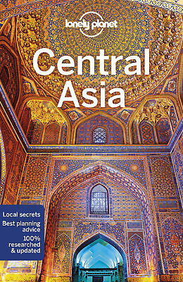 Central Asia Lonely Planet Travel Guide