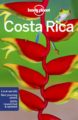 Costa Rica Lonely Planet  Travel Guide