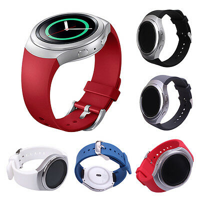 Sport Replacement Silicone Watch Band Strap For Samsung Galaxy Gear S2 SM-R720