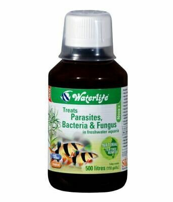Waterlife Nova + Aquarium Fish Tank Parasite Fungus Bacteria Treatment 250ml
