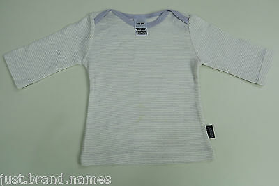 BONDS Baby Newbies Long Sleeve Top sizes 1 2 Colour White Purple