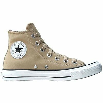 a93ca635a23 Converse All Star Winter Chucks Eu 38 Uk 5,5 Limited Edition Leder Fell  Braun