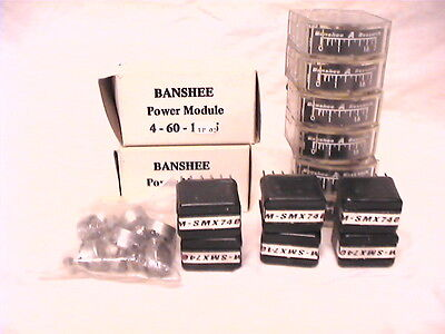Banshee Mold Temperature Controller Parts Meters / Power Module / Pots / Modules