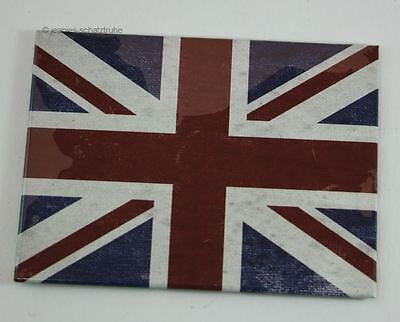 Kühlschrank Magnet Union Jack GB England London Nostalgic Art