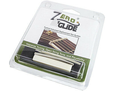 Zero Glide ZB-2 Replacement Nut System for GIBSON Guitars, UNSLOTTED