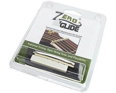 Zero Glide ZS-5 Replacement Nut System for TAYLOR Guitars, Slotted