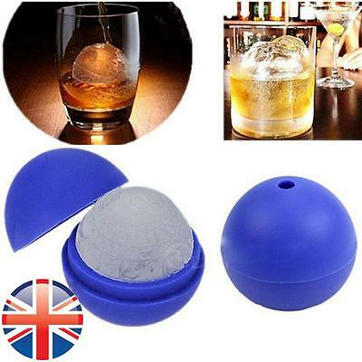 *UK Seller* Silicone Star Wars Whiskey Death Star Soap Ice Cube Tray Mould Mold