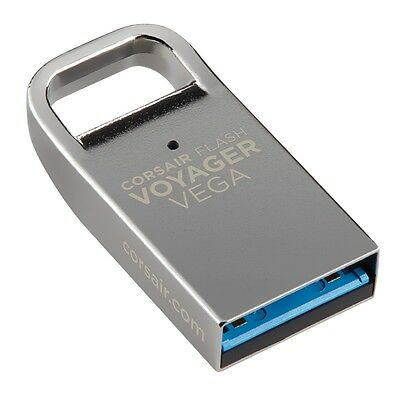 Corsair 64GB Flash Voyager Vega Ultra Compact USB 3.0 Flash Drive Memory Stick