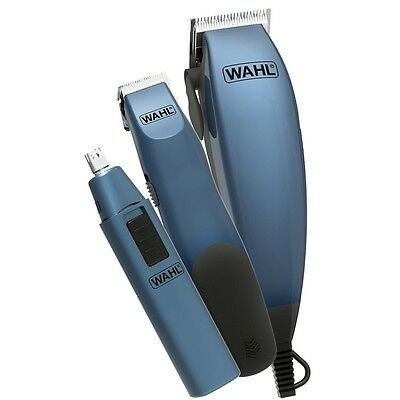 New Wahl 79305-2817 Hair Clipper Trimmer Grooming Hair Removal Gift Set For Men