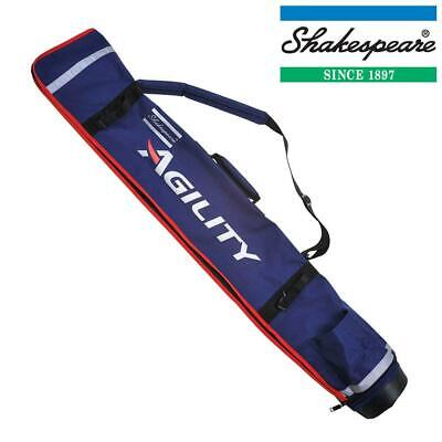 Shakespeare Agility Quiver Sea Fishing Rod Bag Holdall Beach Surf