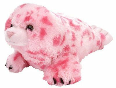 "Pink Harbor Seal Cuddlekin 12""(K6)"