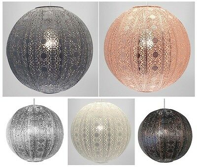 Moroccan Modern Ceiling Pendant Light Lamp Shade Chandelier Lampshade