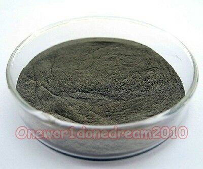 50 grams Lot  (1.76 oz) 50g High Purity 99.5% Pure Tin Stannum Sn Metal Powder