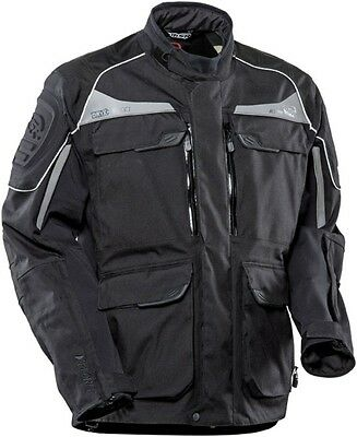 MSR Alterra Adventure Dual Sport Motorcycle Jacket D30 Armor Waterproof Exterior