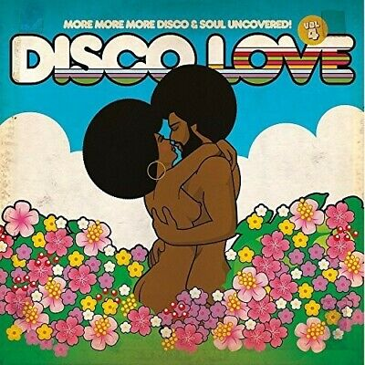 Disco Love 4 - 2 DISC SET - Various Artist (2016, CD New)