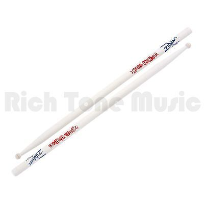 Zildjian Travis Barker Drumsticks White Pair