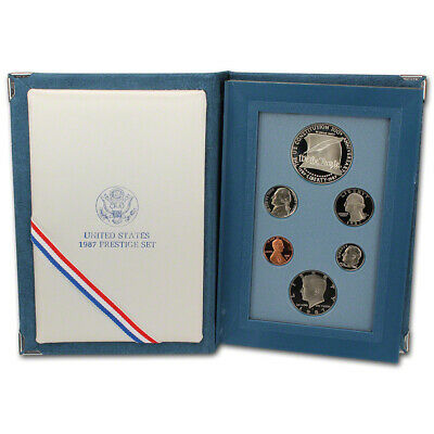 1987 US Mint Prestige Proof Set