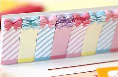 Cute 160 Pages Sticker Post-It Bookmark Point Marker Memo Sticky Notes
