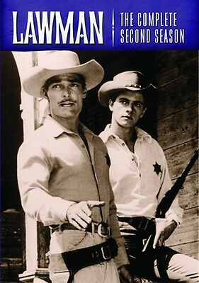 LAWMAN COMPLETE SECOND SEASON 2 New Sealed 5 DVD Set