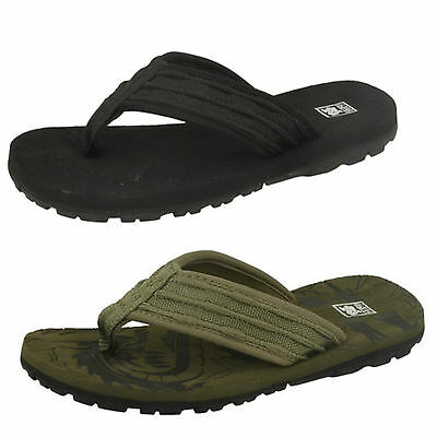 WHOLESALE Boys Flip Flops / Sizes 10-4 / 24 Pairs / N0041