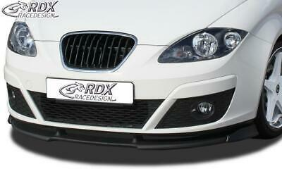 RDX Front Spoiler SEAT Altea 5P Facelift 2009+ incl. Altea XL