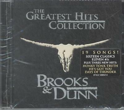 Brooks & Dunn - The Greatest Hits Collection Used - Very Good Cd