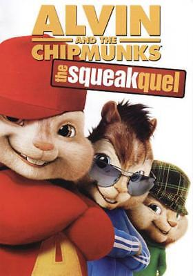 Alvin And The Chipmunks: The Squeakquel Used - Very Good Dvd