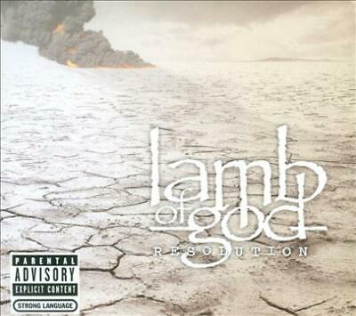 Lamb Of God - Resolution [Pa] [Digipak] Used - Very Good Cd