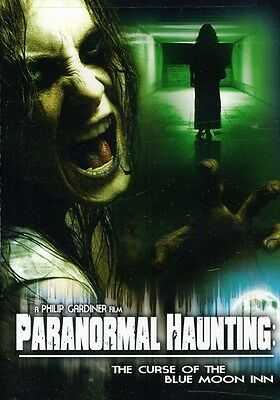 Paranormal Haunting: The Curse of the Blue Moon Inn (2011, REGION 1 DVD New)