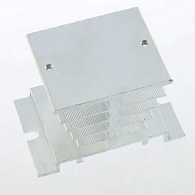 New Aluminum Heat Sink For Solid State Relay SSR Small Type Heat Dissipation UF