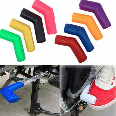 Rubber Shifter Sock Boot Shoe Protector Motorcycle Dirtbike Pedal Shift Cover