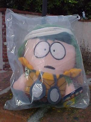 "New Nip Nos 2004 South Park Kyle Star Trek Plush Doll Sealed 7"" Tall Stuffed"
