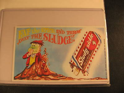 1969 Topps Wacky Packages Ads Proof Card #28