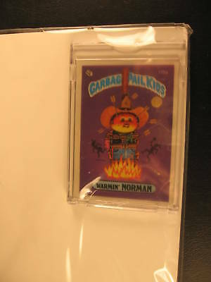1986 Topps Garbage Pail Kids Series 3 Proof #115A