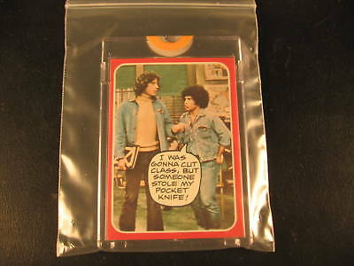 1976 Topps Welcome Back Kotter Proof Card #51