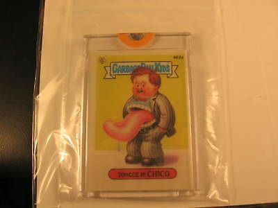 1988 Topps Garbage Pail Kids Series 12 Proof #467A
