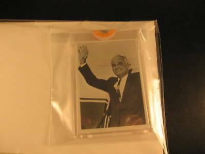 1964 Topps Johnson vs Goldwater Proof Card #4A