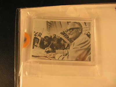 1964 Topps Johnson vs Goldwater Proof Card #1A