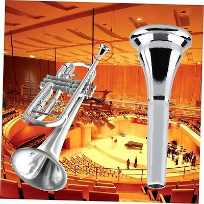 Sliver Copper Alloy French Horn Mouthpiece For Conn / King French Horn G#