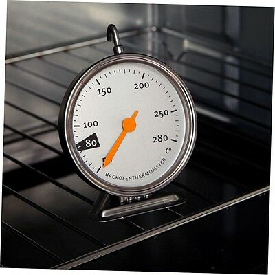 Stainless Steel Baking Oven Thermometer Kitchen Food Meat Cooking 50-280¡ãC G#