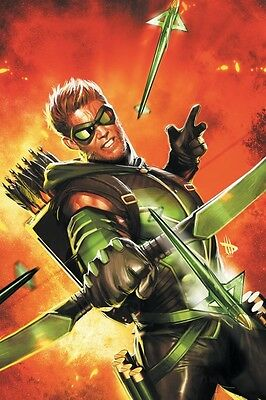 GREEN ARROW VOL #1 TPB THE MIDAS TOUCH JT Krul DC Comics #1-6 THE NEW 52 TP